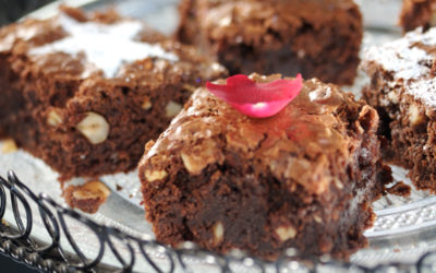 Sjokolade-brownies