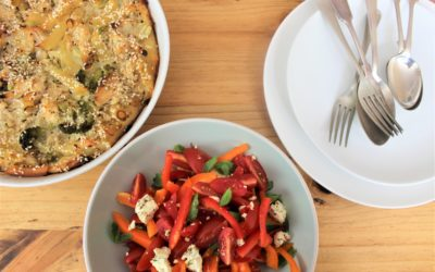 Pasta-oondgereg met hoender & broccoli
