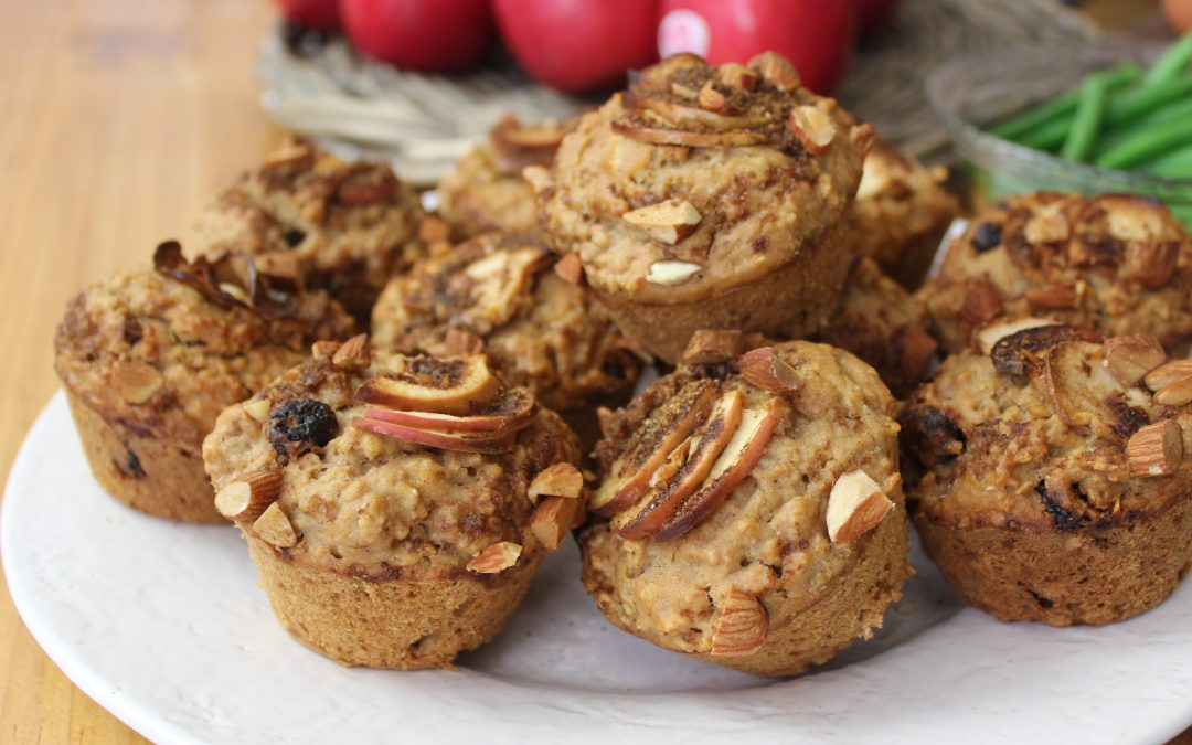 Appel-&-hawermoutmuffins