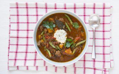 Goulash-sop