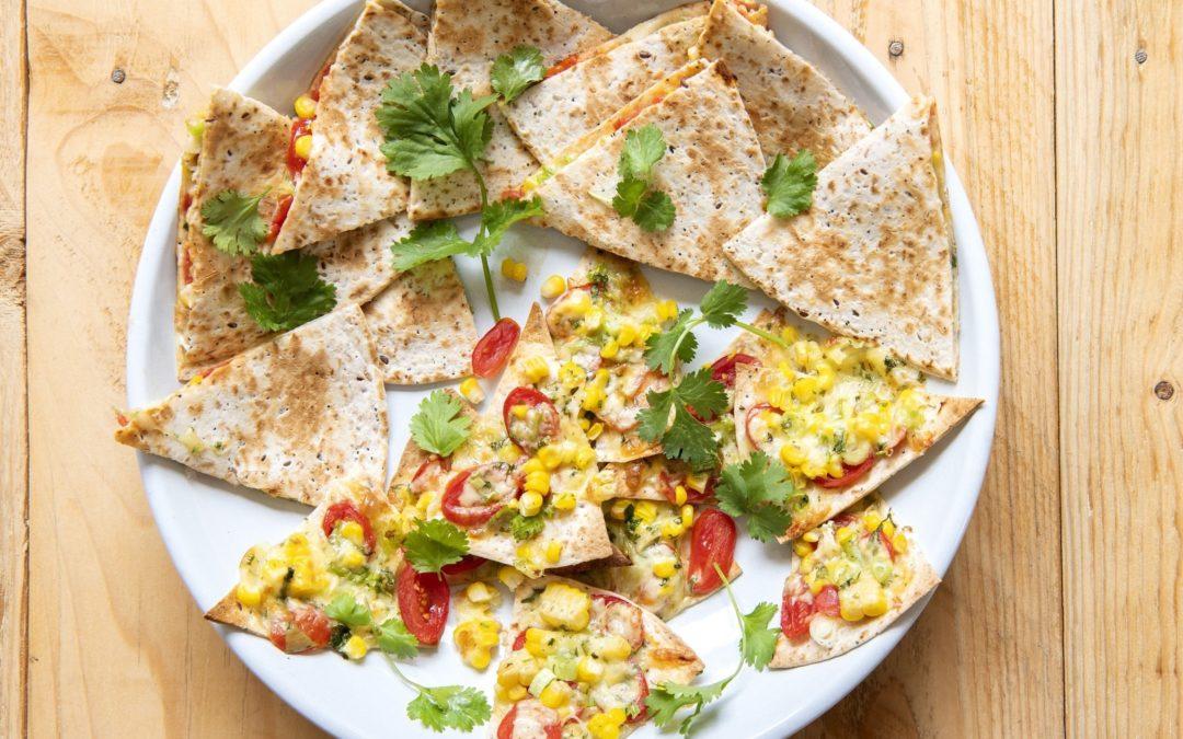 Tortilla-wiggies & quesadillas