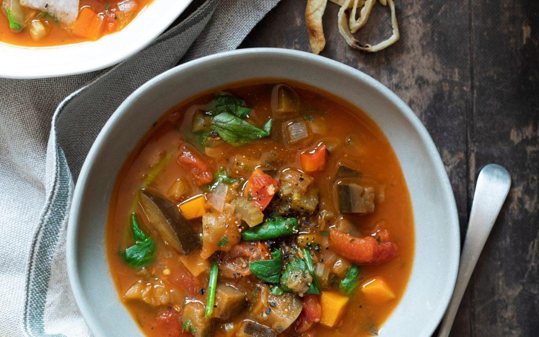 Growwe Italiaanse sop