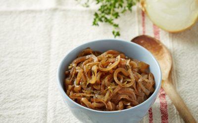 Basic caramelised onions